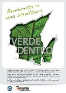 Esempio: La TUA azienda Verde Dentro